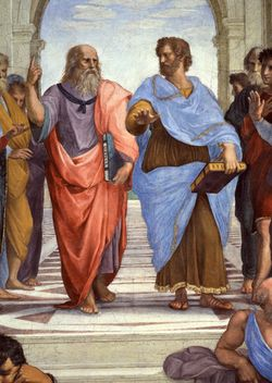 Raphael's 'School of Athens,' courtesy of Vatican Museums